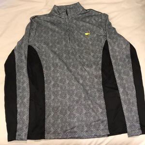 Magnolia lane tech quarter zip long sleeve
